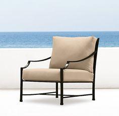 Carmel Classic Lounge Chair