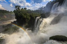 Big water - Iguazu falls 11