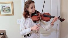 """Gemma de Ragon shows us how to bow the shuffle stroke. To learn more about Gemma and try out a free lesson of the fiddle tune """"Red Wing"""" visi. Violin Songs, Violin Bow, Violin Lessons, Bassoon, Learn To Play Guitar, Mandolin, Playing Guitar, Acoustic Guitar, Piano"""