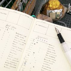 Got to try out my Meal Planning masterpiece at the grocery store tonight and it was fantastic!!! So handy to see which ingredients go to which meal   Love love love having the grocery list all easily organized by aisle in a rapid log manner with these handy columns: M = meat  P = produce F = fridge & freezer A = pantry B = beverages O = other (HF) = Hello Fresh (trying out this food delivery service this week because we've been in a bit of a food rut and wanted some variety with minimal…