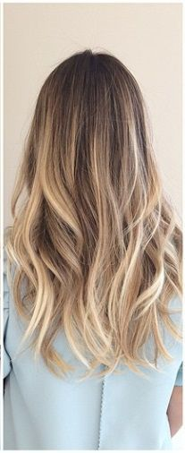 bronde hair color ❤️❤️❤️❤️❤️❤️