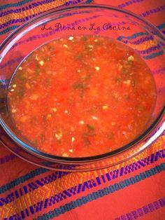 Chile Habanero-Fresno Hot Sauce! #ILikeSpicy