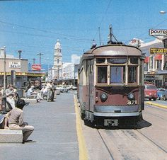 Jetty Rd Glenelg. This is what it looked like hen i was a kid.