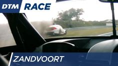 Farfus: Kleiner Fehler - große Wirkung - DTM Zandvoort 2016 // Augusto Farfus made just a tiny mistake during the first race in Zandvoort and runs into the gravel so that he had to change his car against a scooter.