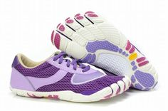 57c3ad90 Vibram Five Fingers Speed White/Purple Women's Vibram Five Finger Shoes,  Air Max Sneakers