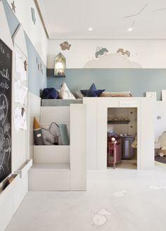 Otro punto de vista del espacio decorado por Montse Cot y Eulalia Vayreda, en Barcelona 2012