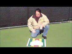 The Strike Zone Mat - Fastpitch Softball TV Show Episode 2. The Strike Zone Mat is a great training aid for pitchers. If gives the pitcher target areas to place the ball, and where not to place the ball. Visit our website at http://Fastpitch.Tv