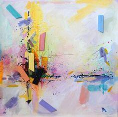 Original Abstract Painting by Daniela Mihai Acrylic Spray Paint, Spray Paint On Canvas, Wood Canvas, Canvas Art, Original Art, Original Paintings, Buy Art, Saatchi Art, Abstract Art