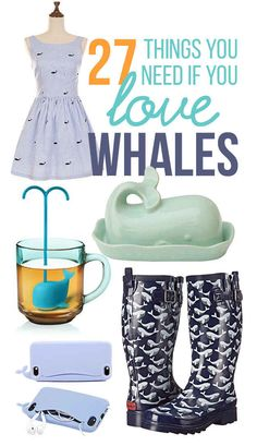 27 Perfect Gifts For Anyone Who Loves Whales | Yes yes yes yes and yes.