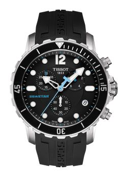 Official Tissot Website - Collections - T-Sport - TISSOT SEASTAR 1000