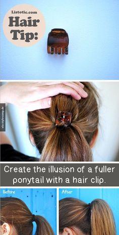 Das Haargeheimnis