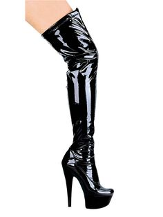 Ellie Shoes Sexy Thigh High Black Stretch Stiletto Boots -- We do hope you actually love our photo. (This is an affiliate link) Stretch Thigh High Boots, Womens Thigh High Boots, Heel Stretch, Black Thigh High Boots, How To Stretch Boots, High Heel Boots, Black Boots, Shoe Boots, Women's Boots