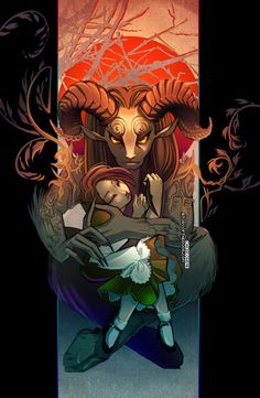 Pan's Labyrinth by blix-it on deviantART