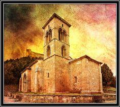Santa Cecilia, Aguilar de Campoo, Palencia.