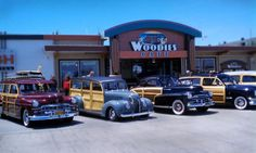 Vintage Cars, Antique Cars, Surf Rods, Classic Wooden Boats, Woody Wagon, Traditional Hot Rod, California Surf, Shooting Brake, Collector Cars