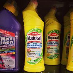 Kao Magiclean Toilet Bleach Lemon 500ml