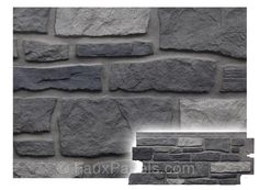 Novik vinyl siding stacked stone panel from menards siding ideas pinterest vinyls - Fake brick skirting ...