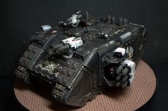 Black Templar Land Raider Crusader