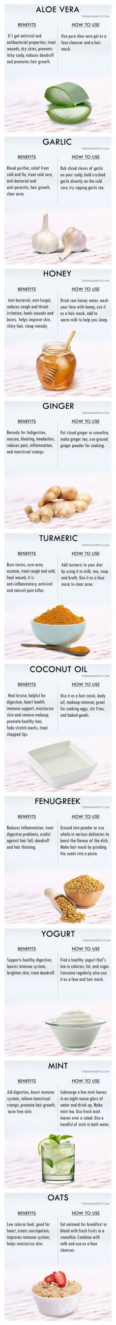 Have you tried these natural cures?