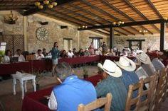 - Participan 48 productores de Querétaro y Tamaulipas en materia de normatividad aplicable del manejo de este recurso no maderable...