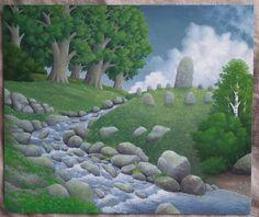 Menhirs by fibacz
