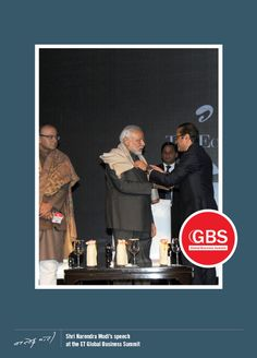 'Economic Times Global Business Summit'