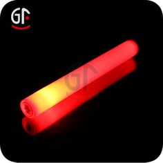 Toggle Type Red Color Led Glow Foam Light Stick, View Led Glow Foam Light Stick, GF Product Details from Shenzhen Greatfavonian Electronic Co., Ltd. on Alibaba.com