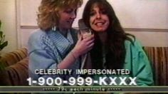 1988 - Commercial - The Premier Party Line 1-900-999-KXXX - 79 each minute! Posted on YouTube by: videoarcheology4 Find it here: http://youtu.be/1zA1zoUxH9U Uploaded on November 14 2016 at 07:36PM