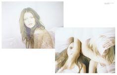 Photography & Styling by Mara Corsino  Hair & Makeup by Thais Bretas  Model(s) Erika @ Next Milan & Paul Pavlovska @ Fashion