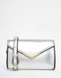 ASOS V Bar Mini Cross Body Bag