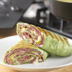It's A Wrap #recipes #PamperedChef #StPatricksDay