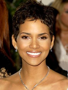 Halle Berry...beautiful as always :)