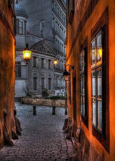 Griechengasse, Vienna, Austria #HDR