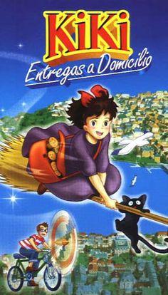 Kiki entregas a domicilio  #Miyazaki http://cuchurutu.blogspot.com/2014/05/felizlunes-las-peliculas-de-hayao.html