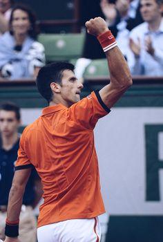 Novak Djokovic / French Open 2015