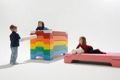 Stapelliege für Kinder Beach Mat, Toddler Bed, Outdoor Blanket, Room, Furniture, Home Decor, Kids, Child Bed, Bedroom