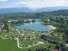 Camping Les O'Kiri proche du lac de Baudreix et de la base de loisirs avec l'attraction fun le WaterJump !