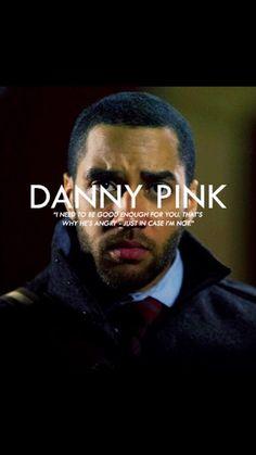 Danny Pink #clara