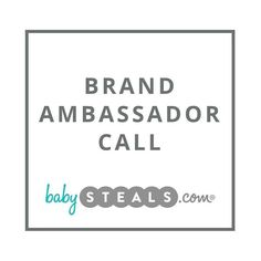 Do you shop with Steals.com frequently? Do you find yourself referring people to Steals.com a lot? Do you love to check the daily deals? If so Steals.com is holding a Brand Ambassador call and you should apply! You can literally get paid commission for promoting the brands and products you love. In CASH!  THIS PROGRAM IS BEST SUITED FOR PEOPLE THAT ARE: a) active on social media and/or blogging b) passionate about products c) good at photography (not mandatory you can use ours) d) spreads…