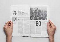 Resultado de imagen de editorial design