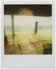 mickael kennedy(1950- ), tom, oak island, north carolina, 2007 polaroid. howard greenberg gallery, new york, us  http://www.howardgreenberg.com/exhibitions/scenes-from-the-south-1936-2012?view=slider#25