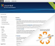 JOOMLA! IS EXACTLY WHAT YOU NEED IT TO BE  Infinite Possibilities    Dreaming of building a website you can edit yourself? Want an easier solution to rapidly deploy client sites? Looking for an intranet that will empower your employees. Look no further.    Joomla gives you the tools and power to build standard sites, directories, intranets, social networks, shopping carts, and so much more...    READ MORE  http://www.joomla.org/
