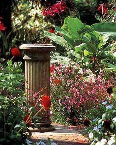 Abbotsbury Subtropical Gardens, Weymouth, Dorset.