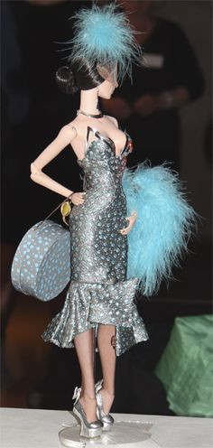 Collecting Fashion Dolls by Terri Gold: Paris Fashion Doll Festival 2013
