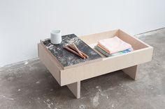 plywood tray table