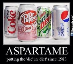 aspertame ban toxic diet soda http://miami-water.com/blog/130/pesticides-radiation-in-water-polluting-oceans-lakes-rivers-our-food-water/ Did you know aspertame s the excitement of lab bacteria?