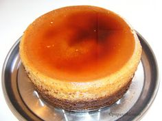 Crema de zahar ars cu blat de pandispan Sweet Cornbread, Sweet Tarts, Food Cakes, Diy Food, Cake Recipes, Cheesecake, Food And Drink, Pudding, Caramel