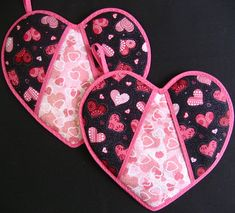 Free Fabric Pot Holder Patterns | just love this sweet pot holder pattern from martha stewart i found ...