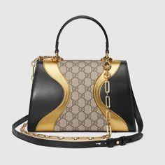 baf730cf1 Gucci Mujer - Bolsos - Asas Superiores & Bolsos Boston. Compra ahora Bolso  de Mano Osiride Pequeño con GG ...