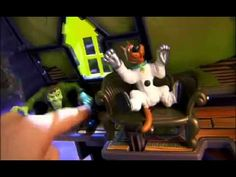 Scooby Doo Mystery Mansion with Goo Turrent with Scooby and Shaggy - YouTube
